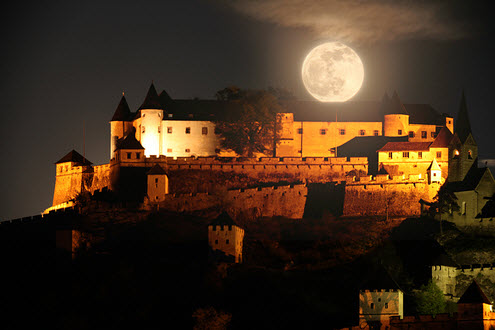 full-moon-over-european-castle