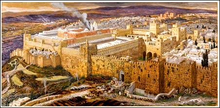 Timeline of Jerusalem's Tumultuous Past