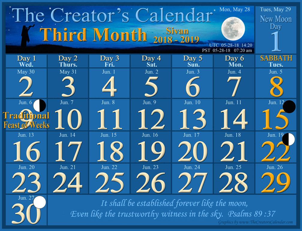 welcome to the creator u0026 39 s calendar