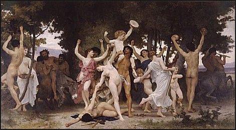Saturnalia festival homosexual advance
