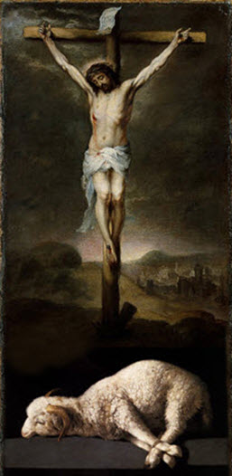 crucifixion-lamb-sacrifice