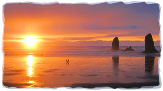 cannon-beach-sunset