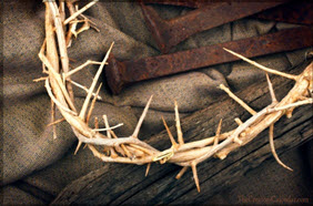 crucifixion-crown-of-thorns-nails