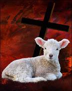 passover-lamb-cross