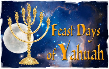 The Set-apart Feast Days of Yahuah