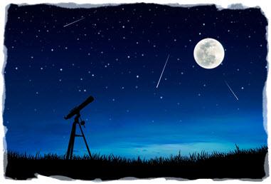 full-moon-and-starry-night-telescope