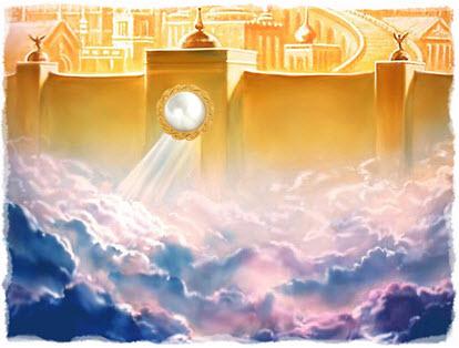 Twelve Gates Are Twelve Full New Moons Revelation 21 21